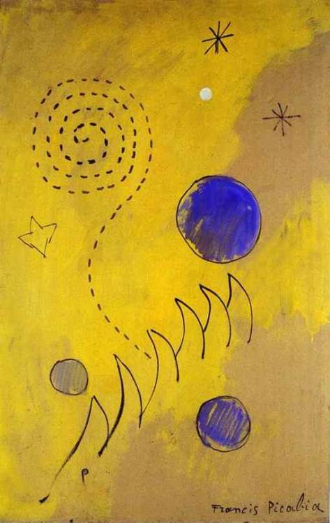 Lausanne Abstract, Francis Picabia