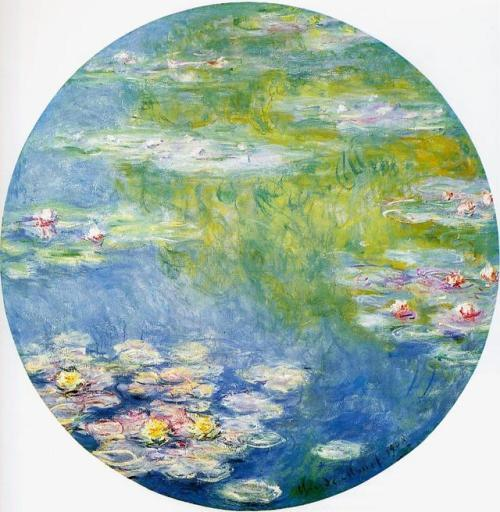 Water Lilies, 1908 by Claude monet