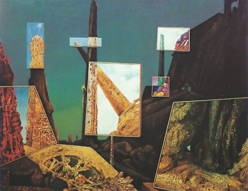 The Anti-Pope, Max  ernst