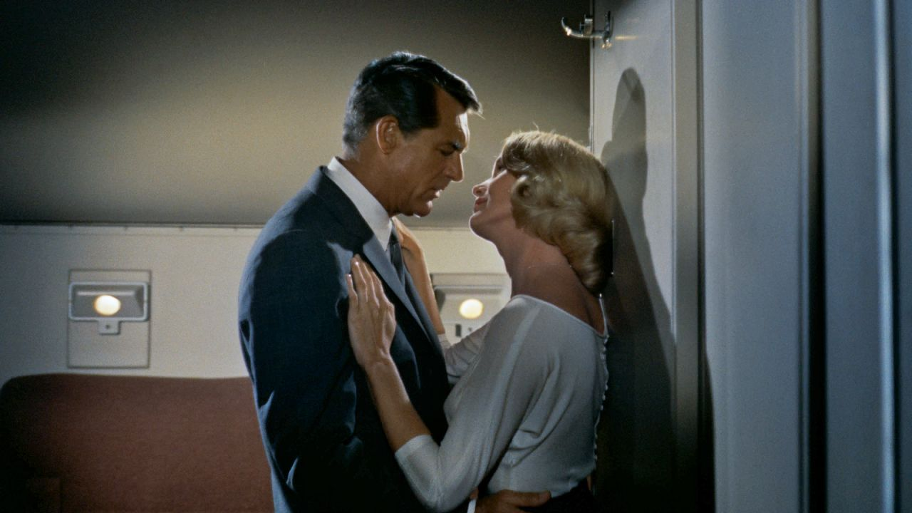 North by Northwest with Eva Marie Saint