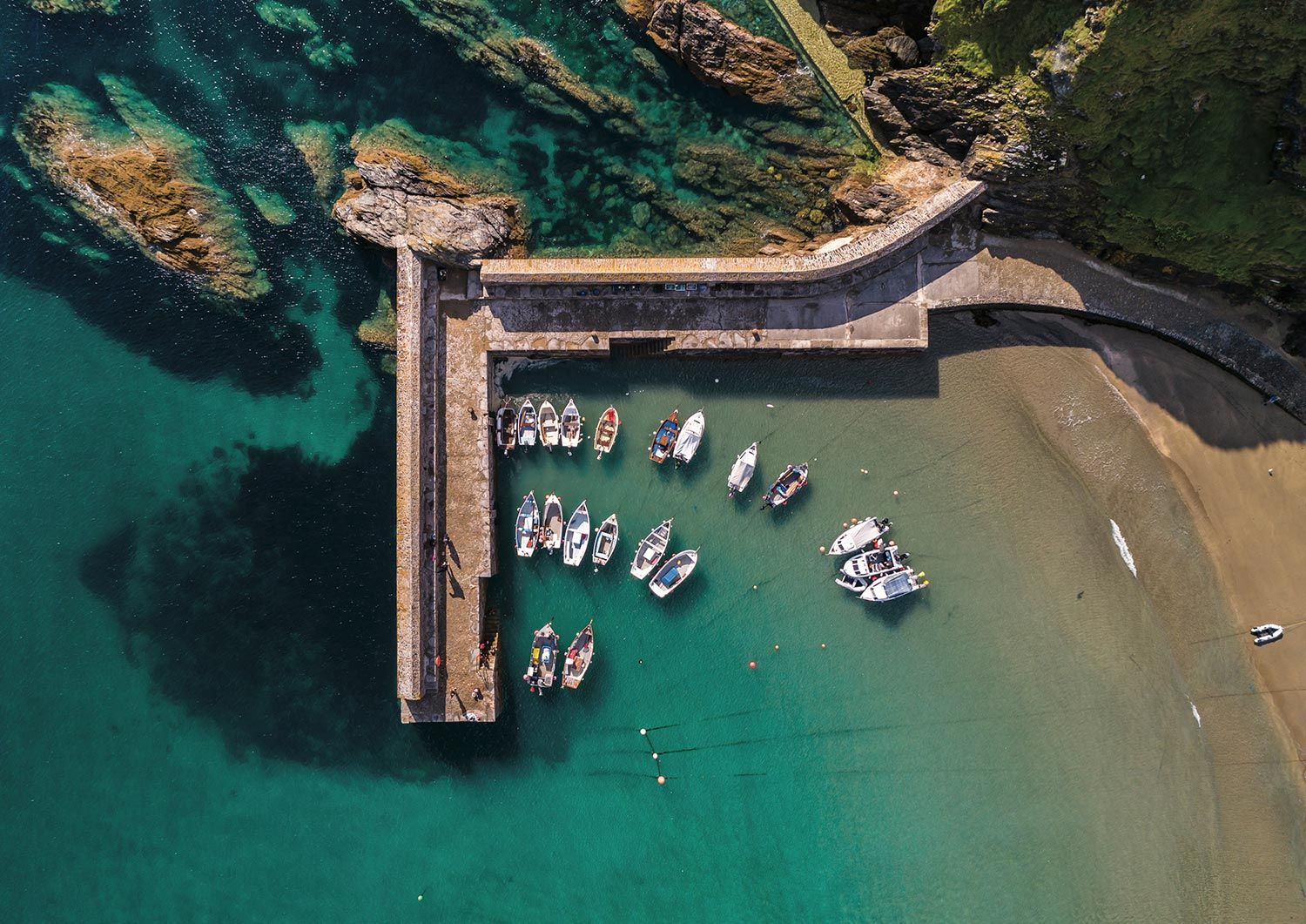 Aerial Photography Cornwall & Isles Of Scilly Perrans Above