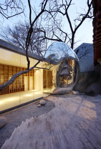 Beijing Hutong Bubble / MAD