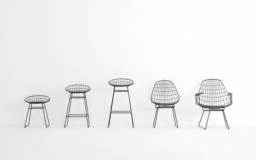 design chrome chairs