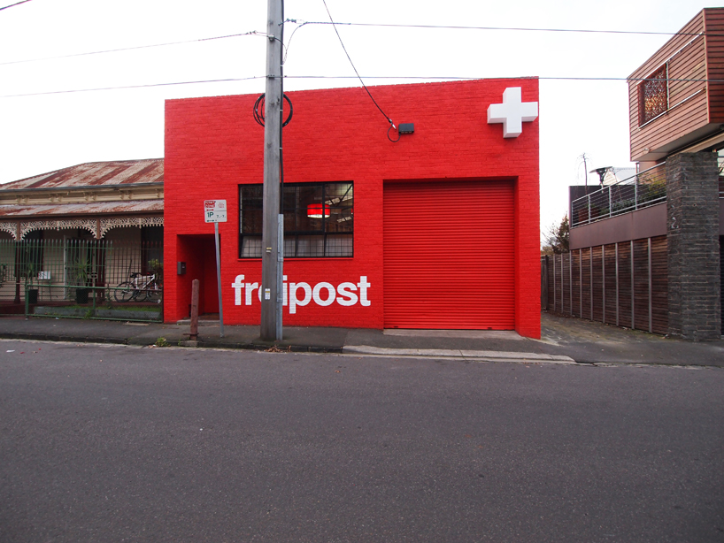 freipost ITN architects