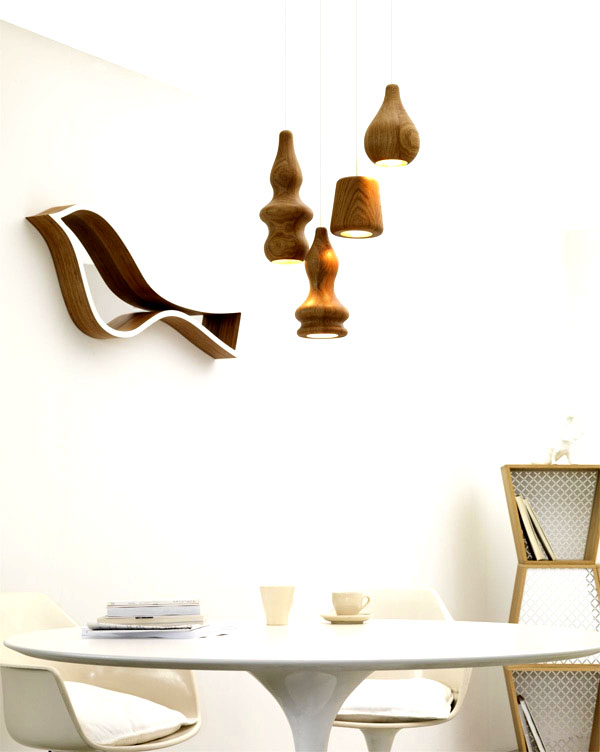wood pendant lamp fermetti